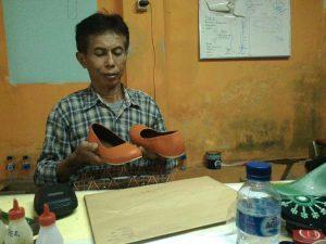 pelatihan membuat sepatu tangerang