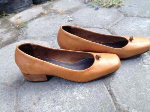 Kursus Membuat Sepatu Pump Wanita Kulit