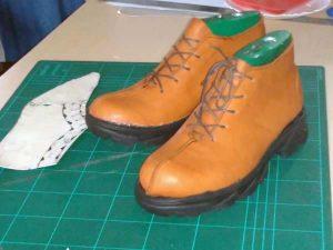 Kursus Membuat Sepatu Boot Bandung