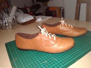 Kursus Membuat Sepatu Wanita solo