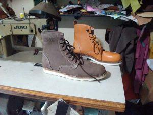 Kursus Membuat Sepatu Boot
